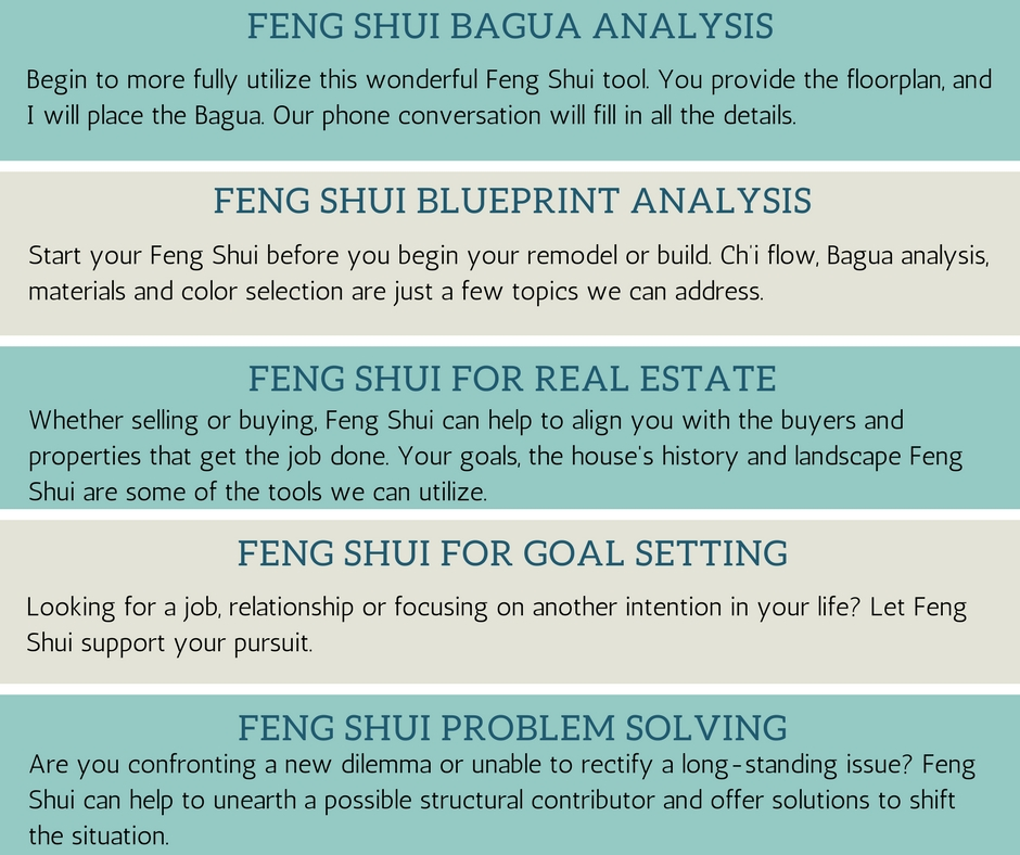 Feng Shui Your New Year S Resolutions The Feng Shui Studio